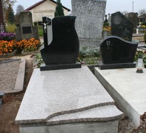 Pilnas vienviečio kapo dengimas